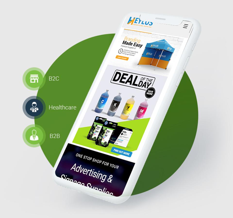 eCommerce Development | Logo Design